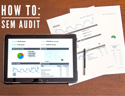 The Ultimate Guide To Performing an SEM Audit That Uncovers Pockets of Opportunity